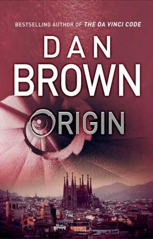 Origin de Dan Brown