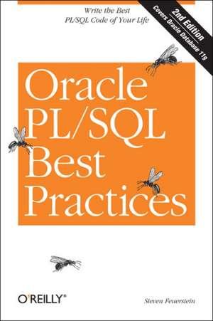 Oracle PL/SQL Best Practices 2e de Steven Feuerstein