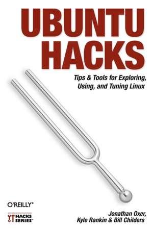 Ubuntu Hacks de Kyle Rankin