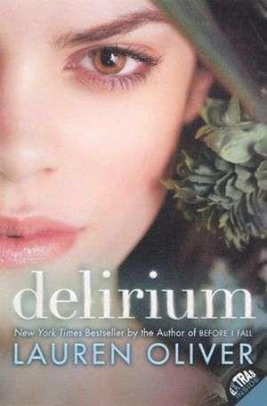 Delirium:  Not a Peep! de Lauren Oliver