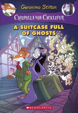 A Suitcase Full of Ghosts de Geronimo Stilton