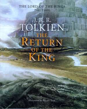 The Return of the King: Being the third part of The Lord of the Rings de Alan Lee