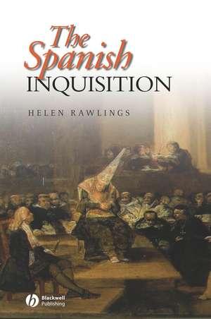 The Spanish Inquisition de Helen Rawlings
