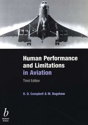 Human Performance and Limitations in Aviation imagine