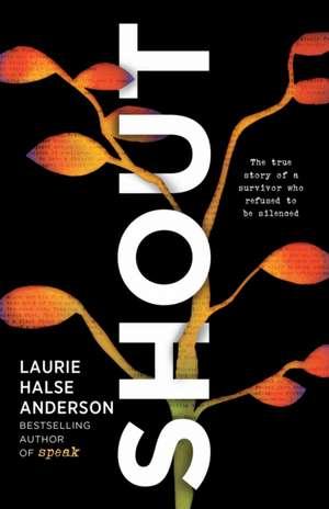 SHOUT de Laurie Halse Anderson