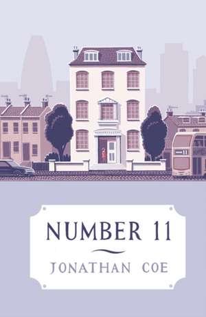 Number 11 de Jonathan Coe