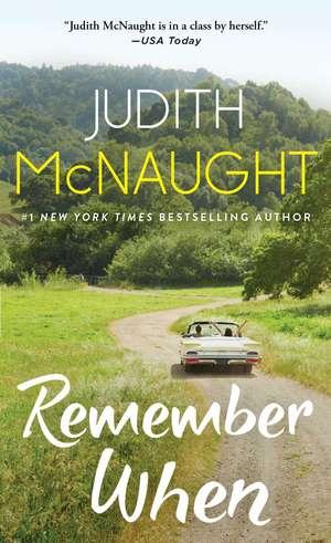 Remember When de Judith McNaught