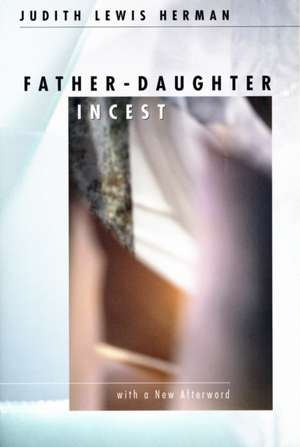 Father–Daughter Incest