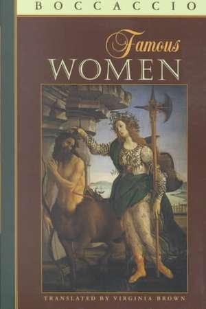 Famous Women de Giovanni Boccaccio