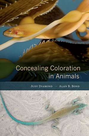 Concealing Coloration in Animals imagine