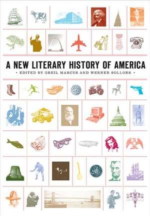 A New Literary History of America imagine