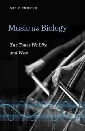 Music as Biology – The Tones We Like and Why