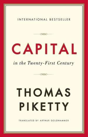 Capital in the Twenty–First Century