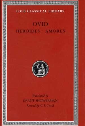 Heroides Amores L041 V 1 2e (Trans. Showerman) (Latin)