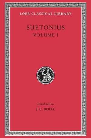 The Lives of the Caesars – Julius Augustus Tiberius Gaius Caligula L031 V 1 (Trans. Rolfe) (Latin) de Suetonius