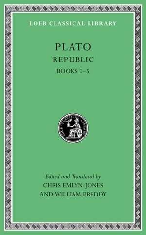 Republic Volume I – Books 1–5 L237 de Plato