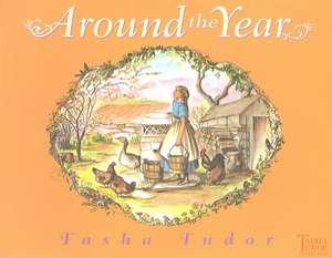Around the Year de Tasha Tudor