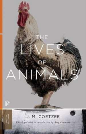 The Lives of Animals de J. M. Coetzee