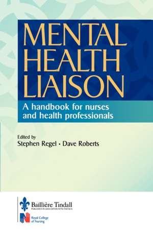 Mental Health Liaison