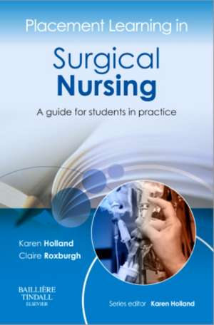 Placement Learning in Surgical Nursing