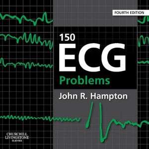 150 ECG Problems de John Hampton