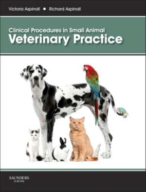 Clinical Procedures in Small Animal Veterinary Practice