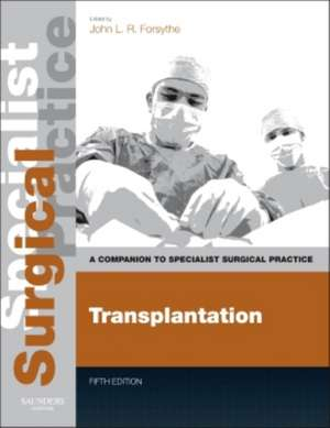 Transplantation - Print and E-Book