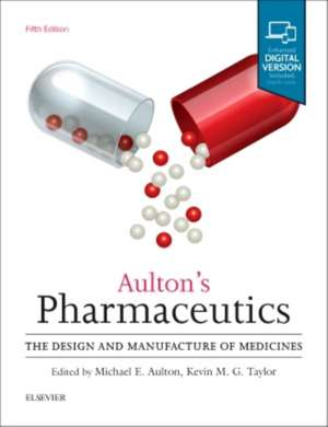 Aulton's Pharmaceutics