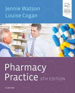 Pharmacy Practice de Jennie Watson