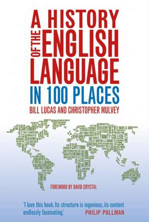 A History of the English Language in 100 Places imagine