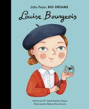 Louise Bourgeois de Maria Isabel Sanchez Vegara