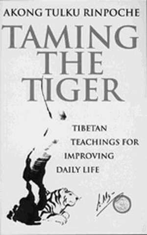 Rinpoche, A: Taming The Tiger imagine