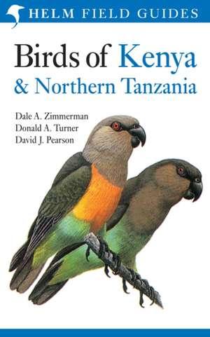 Birds of Kenya and Northern Tanzania imagine