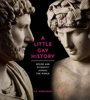 Little Gay History de Richard Parkinson