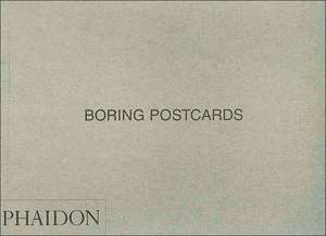 Boring Postcards de Martin Parr