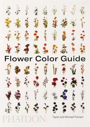 Flower Color Guide de Darroch Putnam