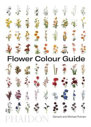 Flower Colour Guide imagine