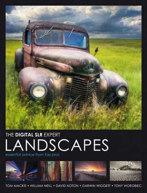 Mackie, T: Digital SLR Expert: Landscapes imagine