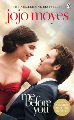 Me Before You, Movie-Tie-In