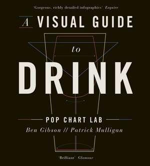 A Visual Guide to Drink de Patrick Mulligan