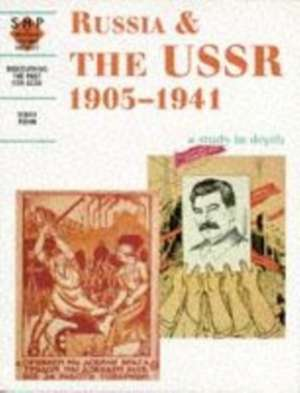 Russia and the USSR