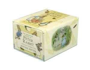 The Miniature World of Peter Rabbit de Beatrix Potter