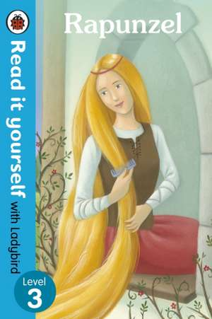 Rapunzel - Read it yourself with Ladybird: Level 3 de Tamsin Hinrichsen