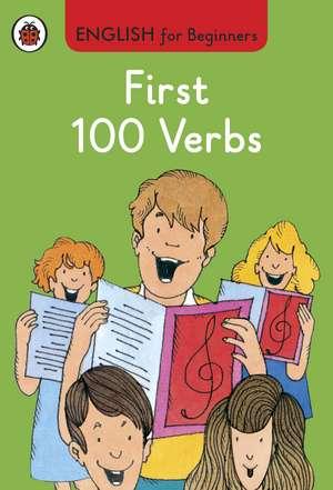 First 100 Verbs