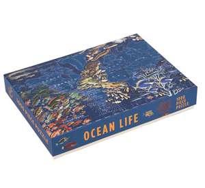 Ocean Currents 1000 Piece Puzzle