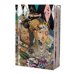 Curiosities B5 Hardcover Journal