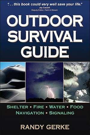 Outdoor Survival Guide imagine