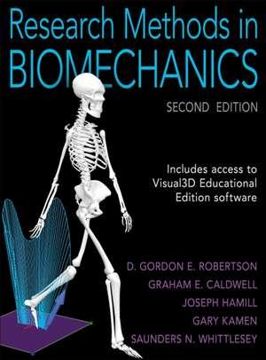 Research Methods in Biomechanics imagine