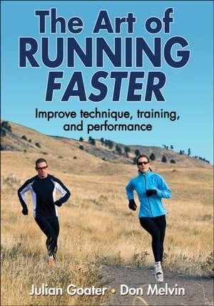 The Art of Running Faster imagine
