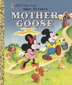 Mother Goose (Disney Classic) de Random House Disney